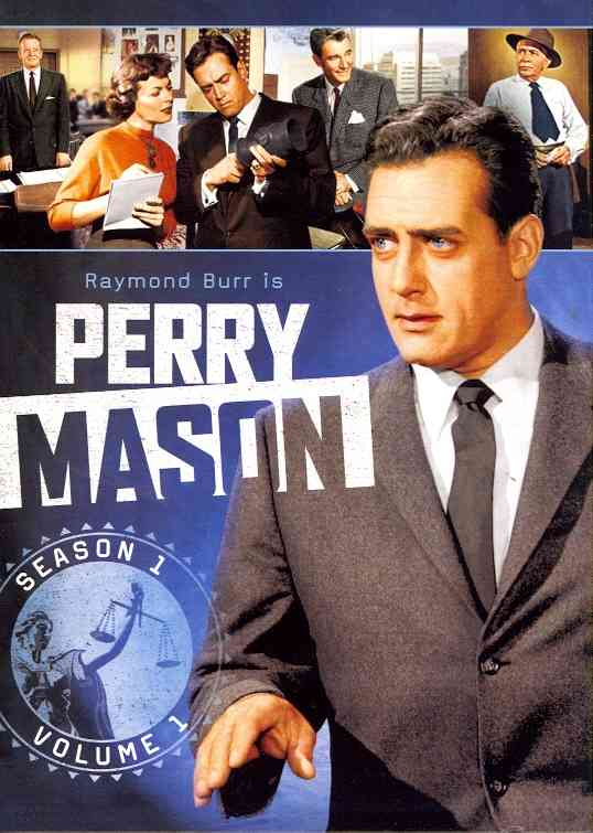 PERRY MASON:FIRST SEASON VOL 1 BY PERRY MASON (DVD)