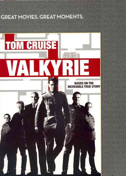 VALKYRIE BY CRUISE,TOM (DVD)